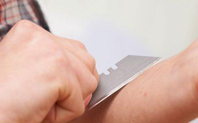 Automutilação (ou Cutting): uma dor para esconder outra