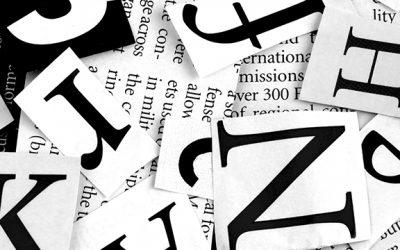 Faça o teste: você conseguiria ler com dislexia?