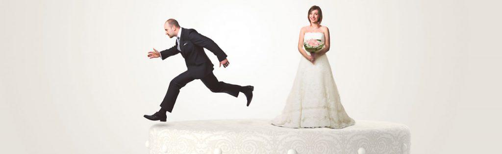 Gamofobia: medo do casamento e relacionamentos